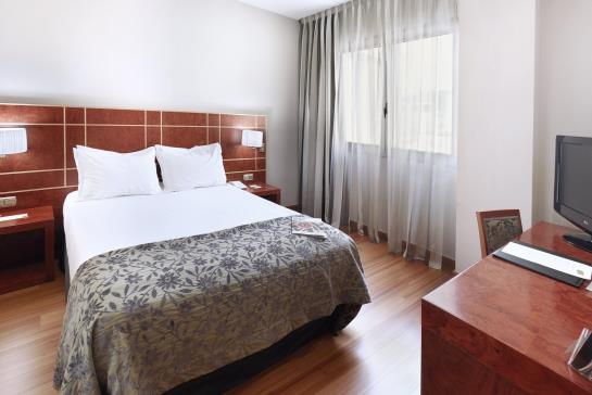 Hôtel Silken Reino de Aragón Saragosse