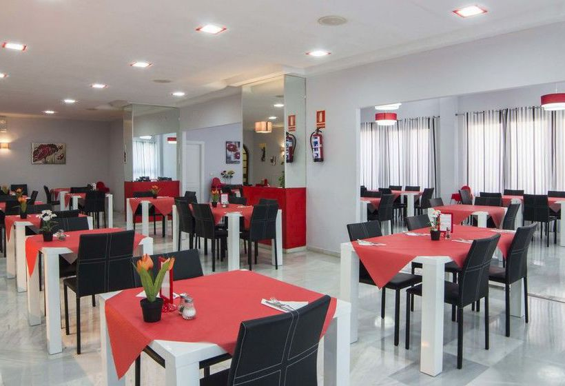 Restaurant First Flatotel International Benalmadena