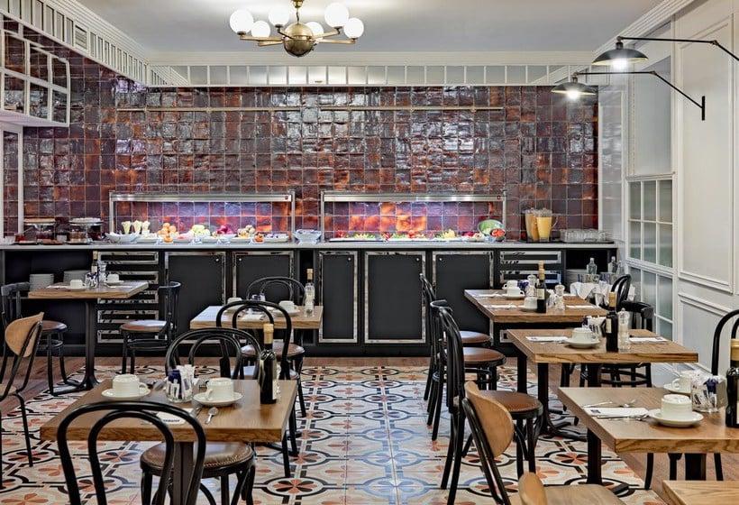 Restaurante H10 Villa de la Reina Boutique Hotel Madrid