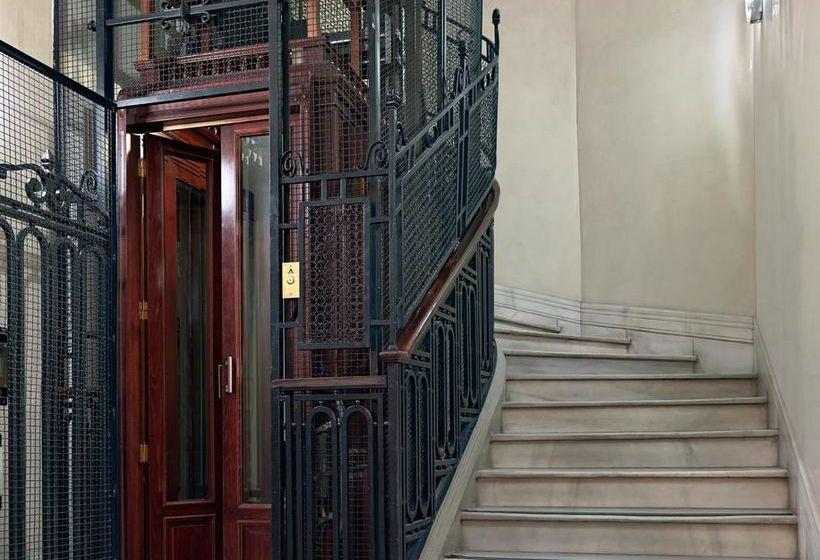 Zonas comuns H10 Villa de la Reina Boutique Hotel Madrid