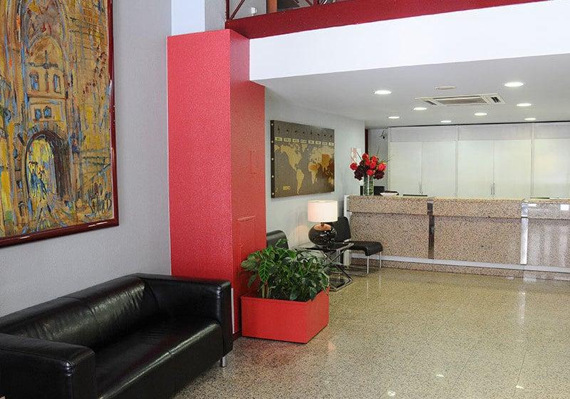 共同スペース ホテル Almedina Coimbra コインブラ