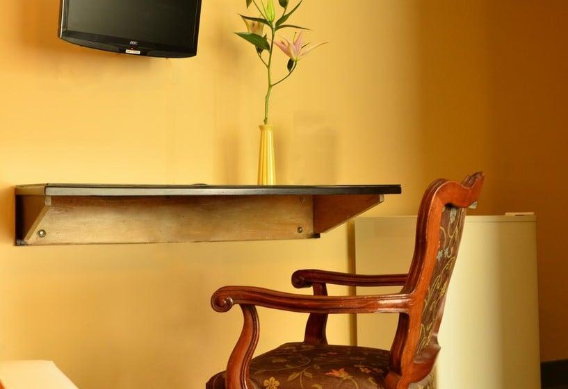 Chambre Hôtel Basadre Suites Lima