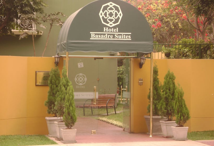 Hôtel Basadre Suites Lima