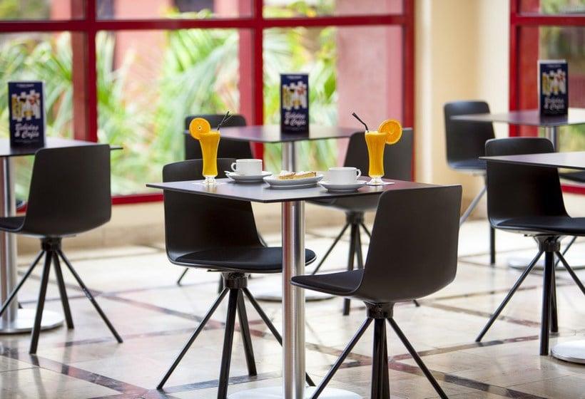 Cafétéria Hôtel Best Jacaranda Costa Adeje