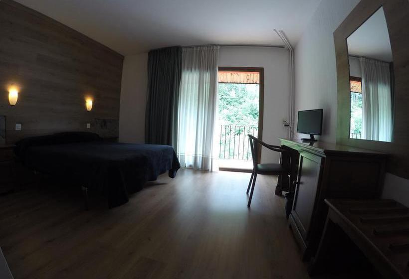 Camera Hotel Erts La Massana