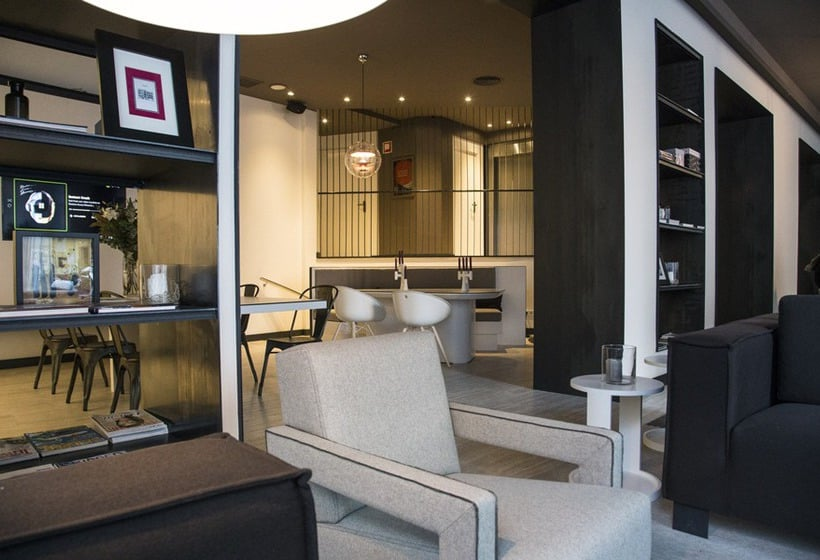 Gedeelde ruimtes Hotel Pol & Grace Barcelona