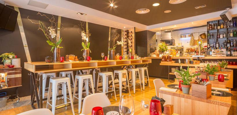 Cafeteria Hotel Hesperia A Coruña La Corunya