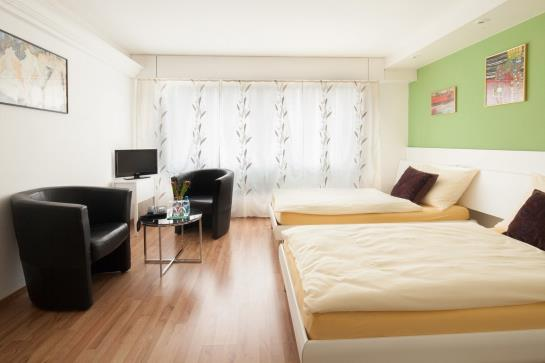 Hotel Metropol Biel Bienne
