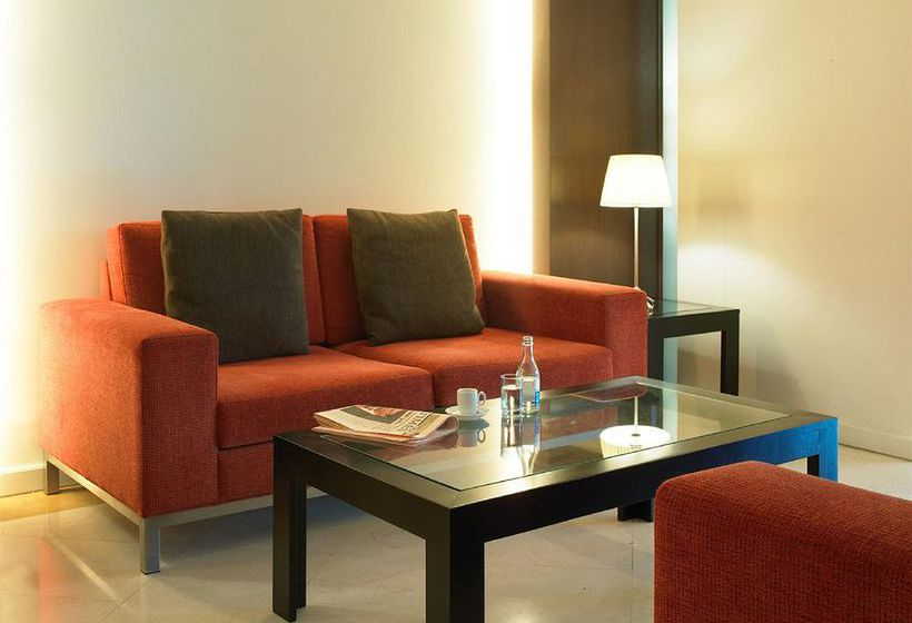 Hotell NH Campo Grande Lissabon