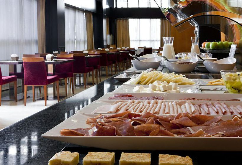 Restaurante Hotel Leonardo Madrid City Center