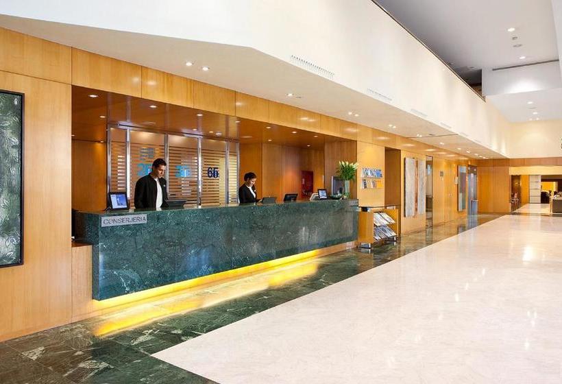 هتل NH Málaga مالاگا