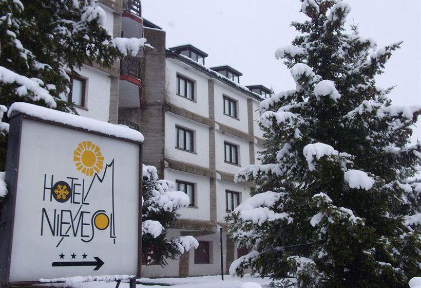 Detail Hotel Nievesol Formigal