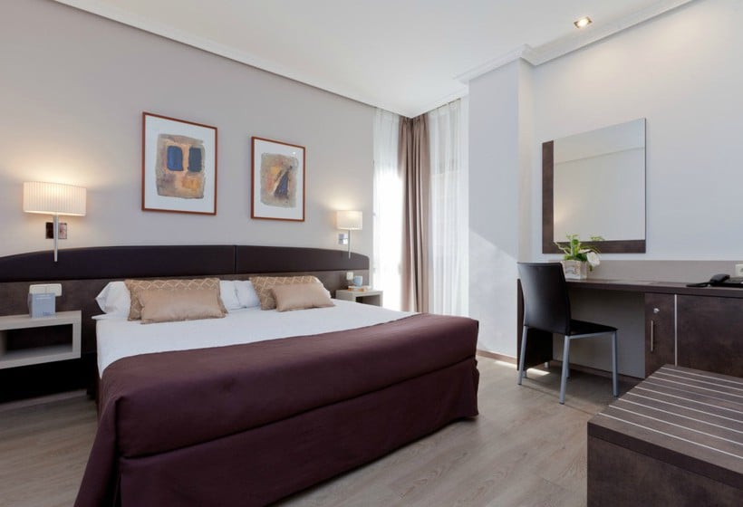 Room Hotel Villamadrid Madrid