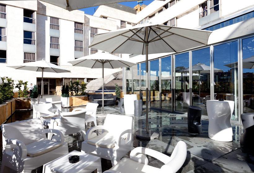 Extérieur Hôtel Villamadrid Madrid