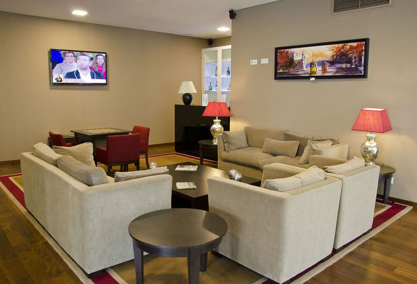Common areas Hotel VIP Executive Saldanha Lisbon