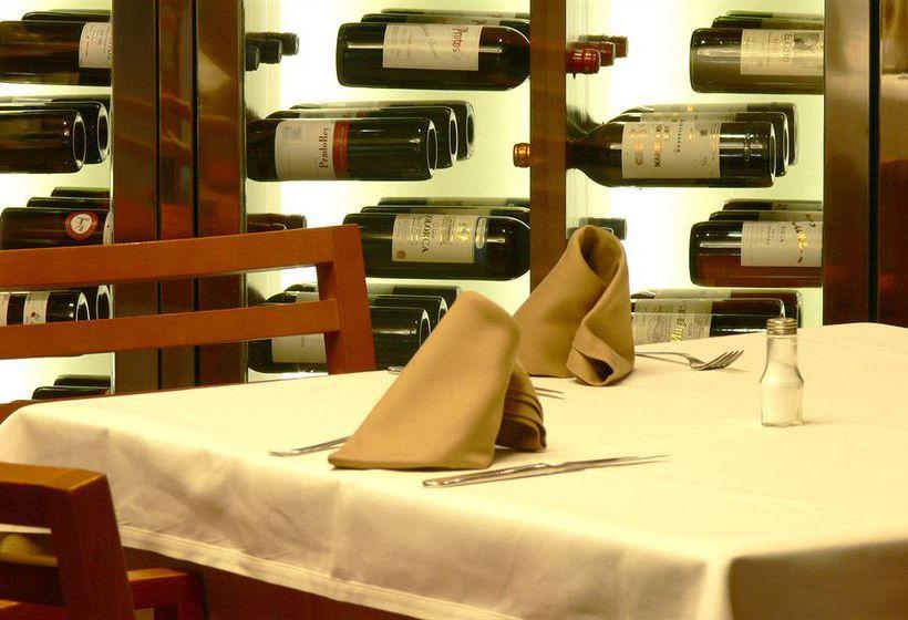 Restaurant Hotel Tryp Valencia Feria