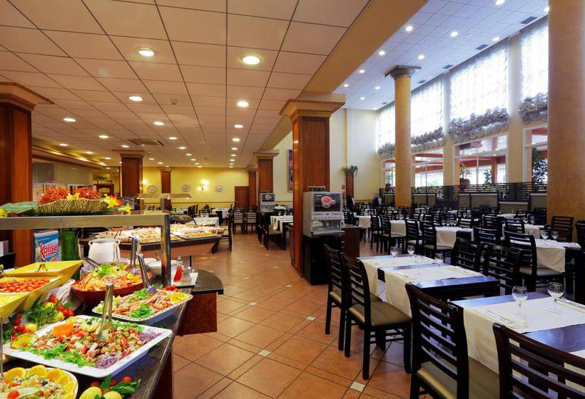 Restaurant Palas Pineda Hotel La Pineda