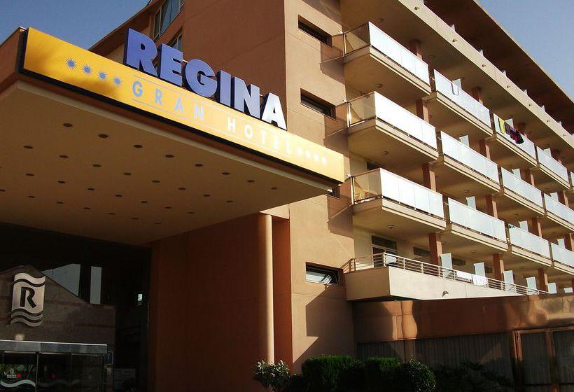 Esterno 4R Regina Gran Hotel Salou