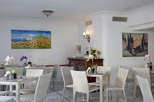 Résidence hôtelière Villa Luisa Pozzuoli