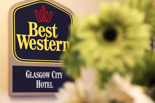 Best Western Glasgow City غلاسكو