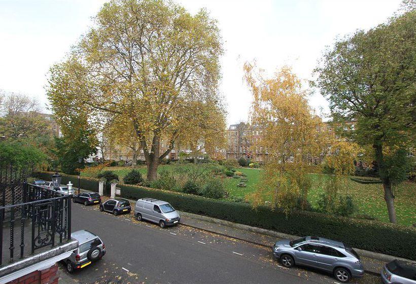 Garden View Hotel Londra