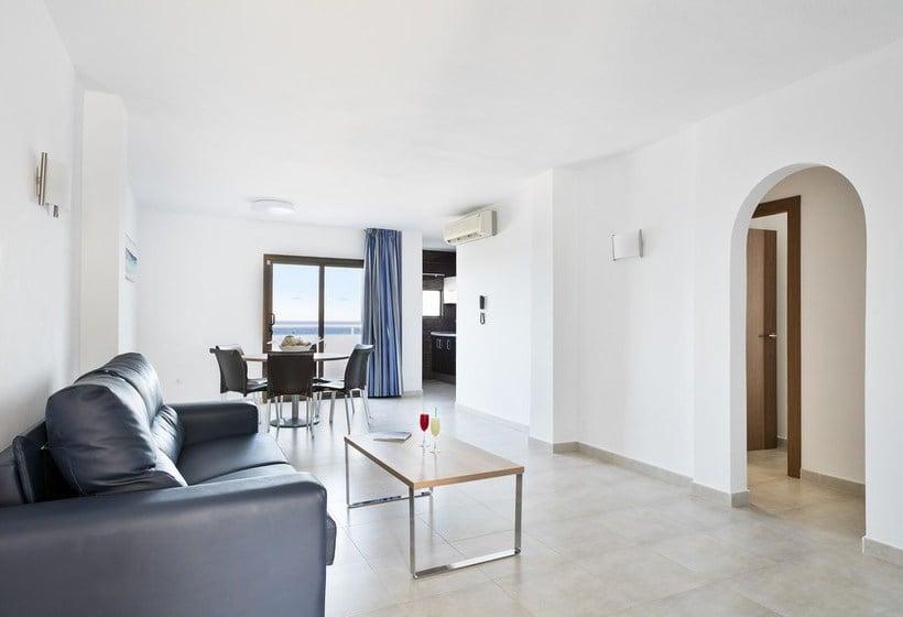 Quarto Apartamentos Best Pueblo Indalo Mojácar