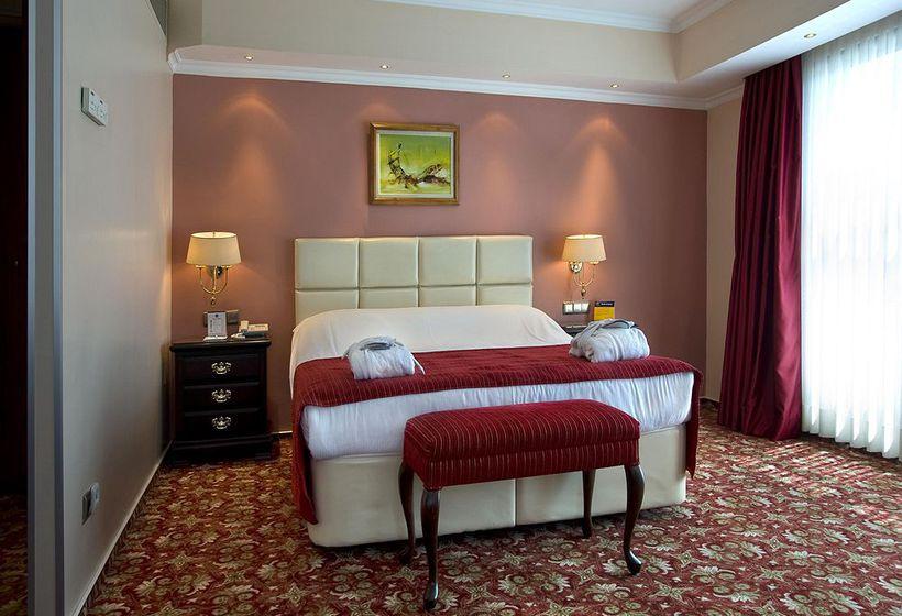 Best Western Hotel Ikibin 2000 أنقرة