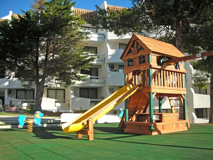 Children?s facilities Complejo Eurhostal Alcoceber