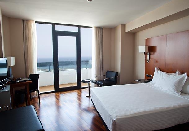 اتاق هتل AC Gran Canaria لاس پالماس جزایر قناری