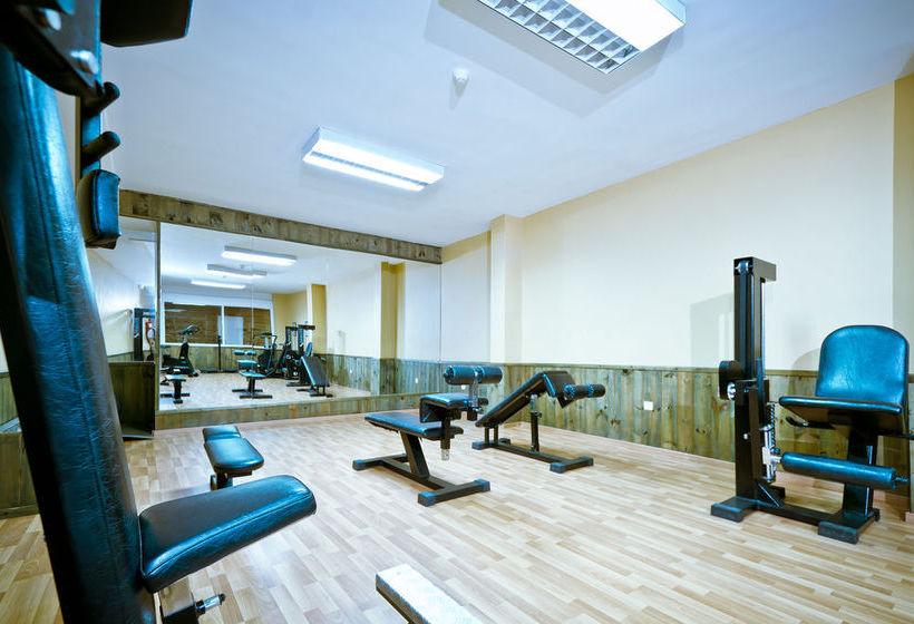 Instalaciones deportivas Hotel Arena Corralejo