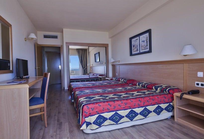 Zimmer Hotel Best Mojácar Mojacar