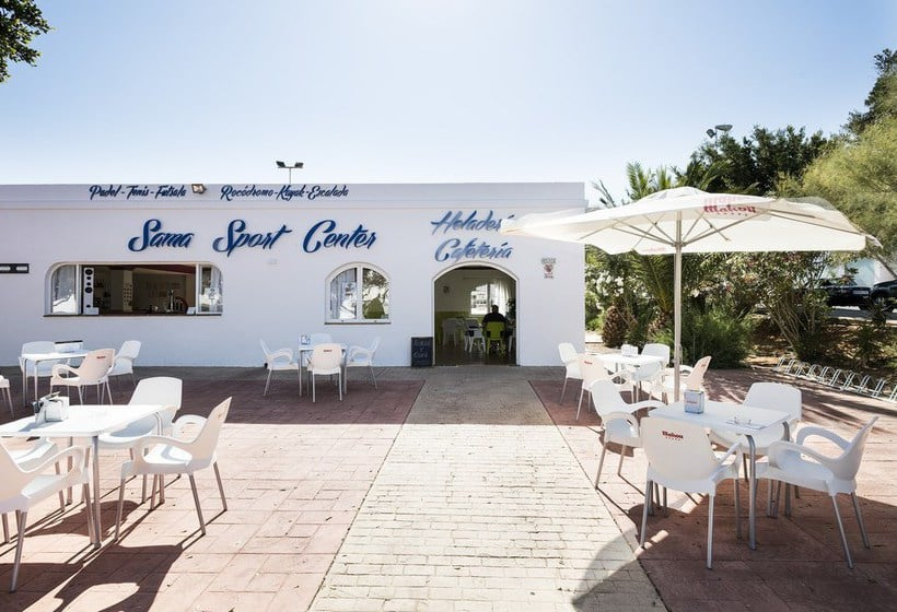 Terrazza Hotel Best Oasis Tropical Mojacar