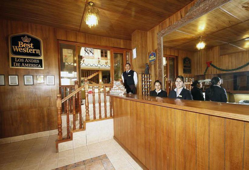 Hôtel Best Western Los Andes de America Cuzco