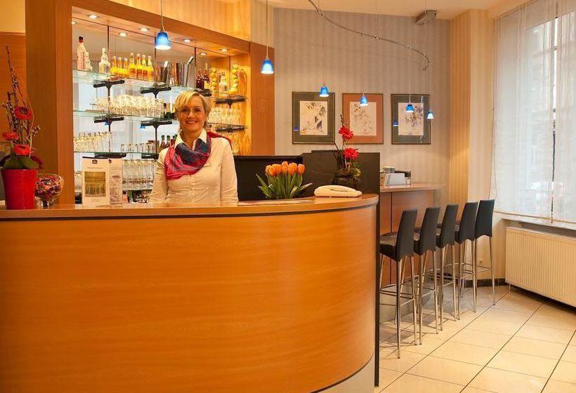 Hotel Best Western Plaza Francoforte