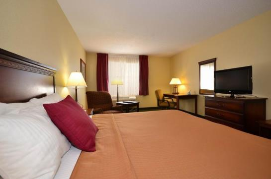 호텔 Best Western TimberRidge Inn Grove