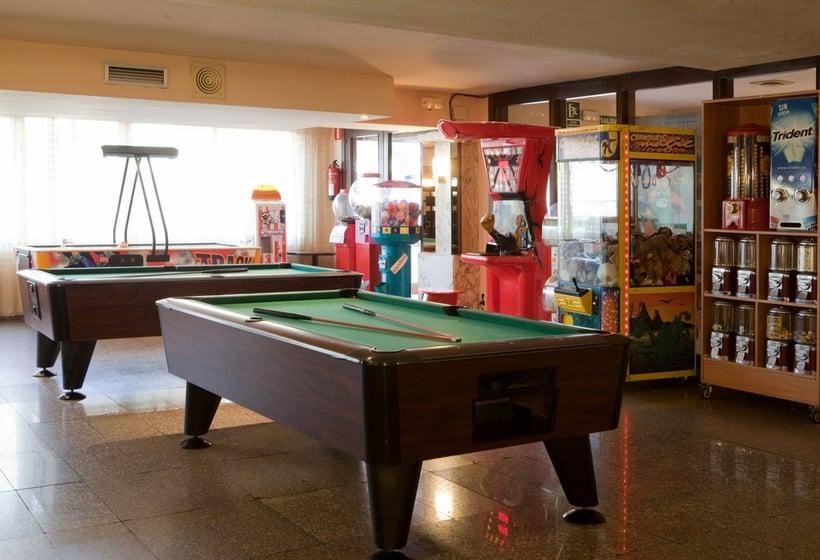 Sport center Hotel H Top Gran Casino Royal Lhoret de Mar