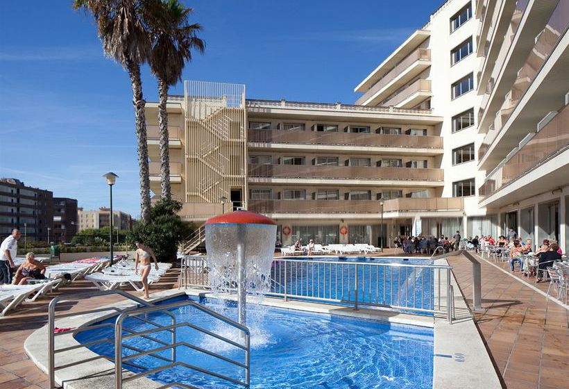 Schwimmbad Hotel H Top Royal Star Lloret de Mar