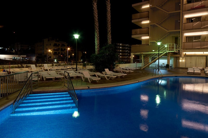 Piscina Hotel H Top Royal Star & Spa Lloret de Mar