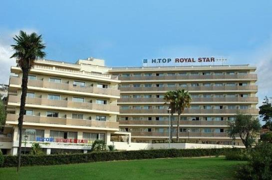 هتل H Top Royal Star & Spa یرت دِ مار