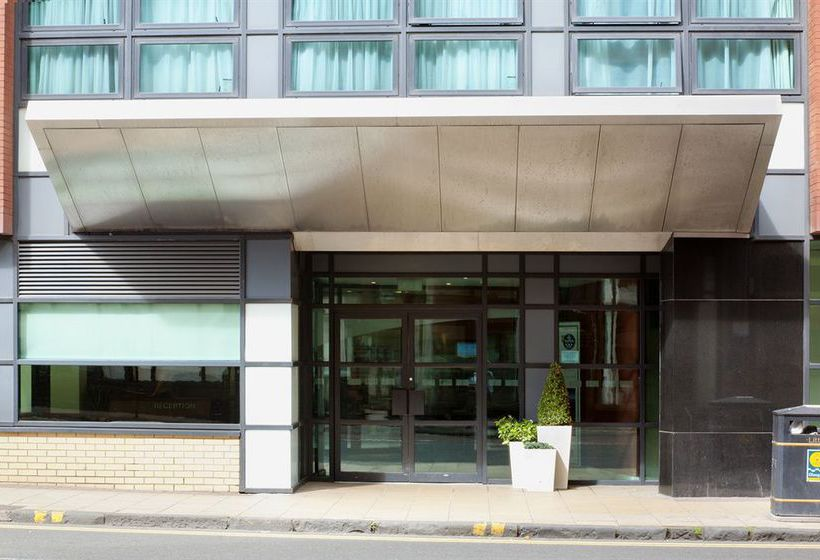 ホテル Holiday Inn Express Glasgow City Centre-Riverside グラスゴー