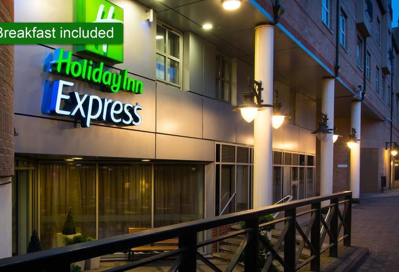 Hôtel Holiday Inn Express London Hammersmith Londres