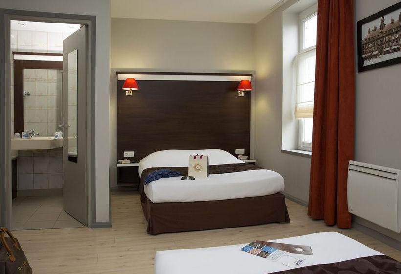Hotel Kyriad Lille Centre Gares