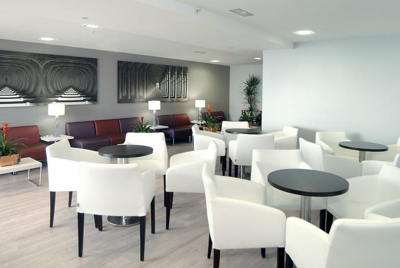 Zonas comunes Hotel MedPlaya Flamingo Oasis Benidorm