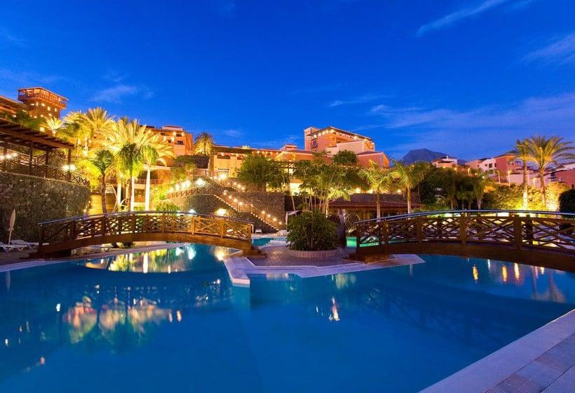 Swimming pool Hotel Meliá Jardines del Teide Costa Adeje