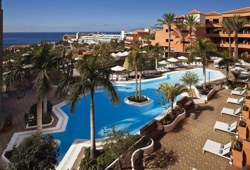 Gemeinschaftsbereiche Hotel Meliá Jardines del Teide Costa Adeje