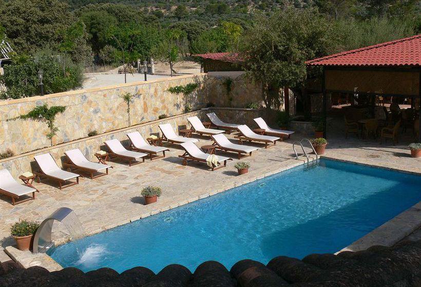 Schwimmbad Hotel Rural Monnaber Nou & Spa Campanet