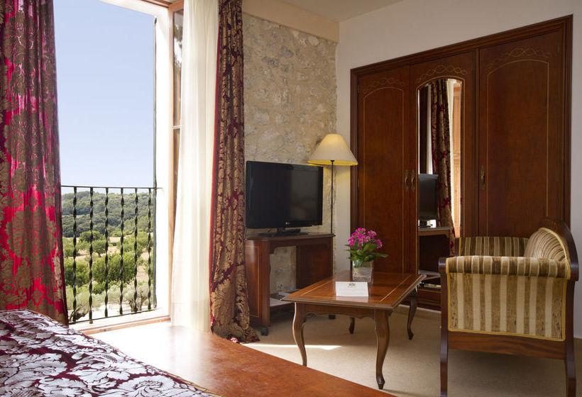 Zimmer Hotel Rural Monnaber Nou & Spa Campanet