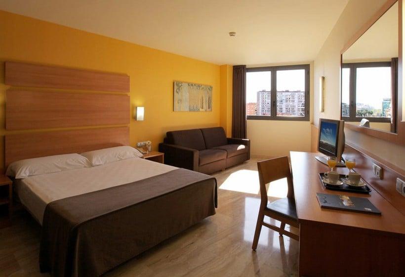 Quarto Hotel Sb Express Tarragona