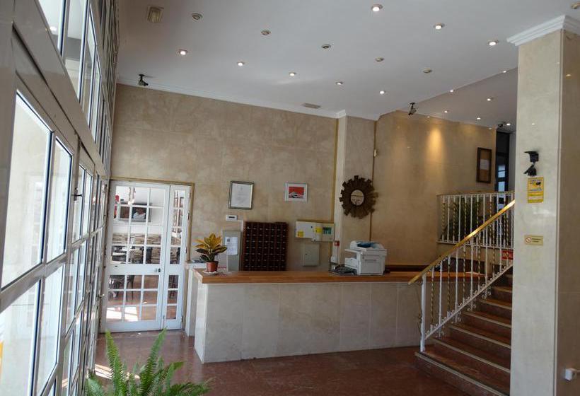 Réception Hôtel Torremolinos Centro