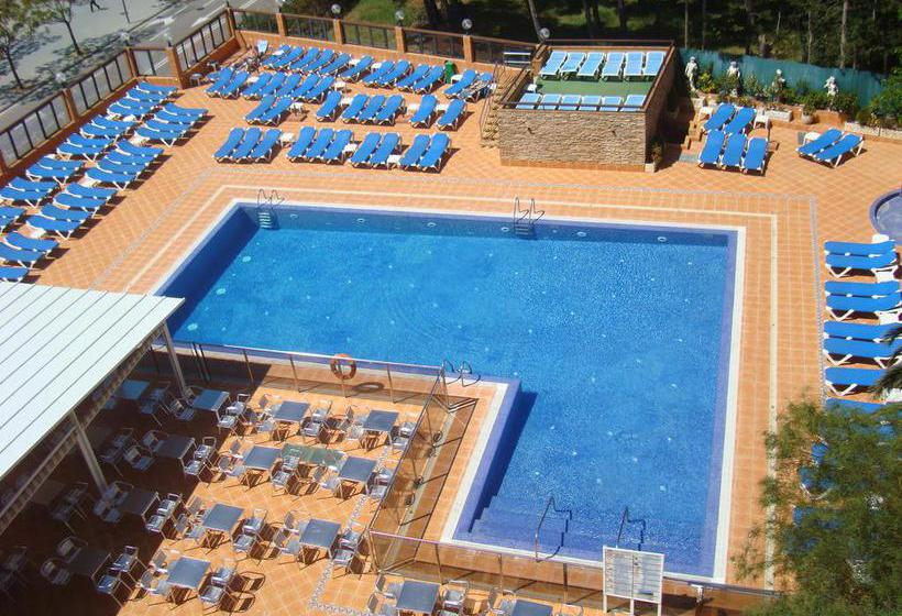 Swimming pool Hotel Univers Roses